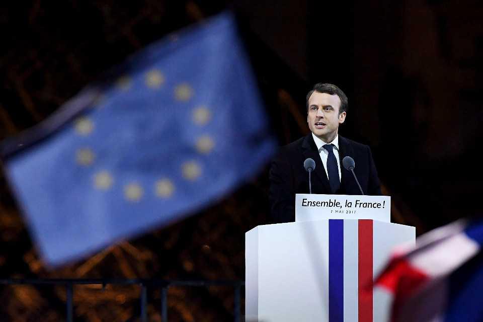 Nikos Anastasiadis' message to President Macron