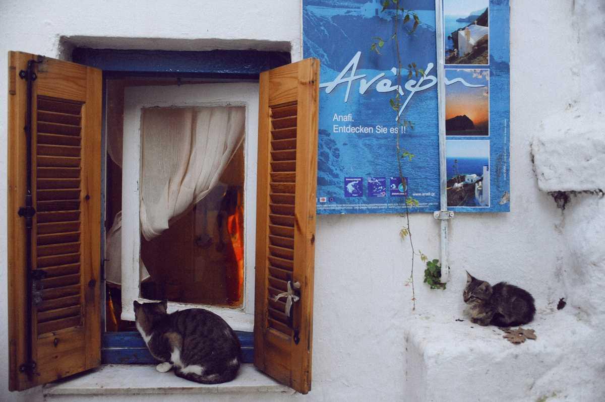 Αναφιώτικα: Μια βόλτα στην παλιά Αθήνα