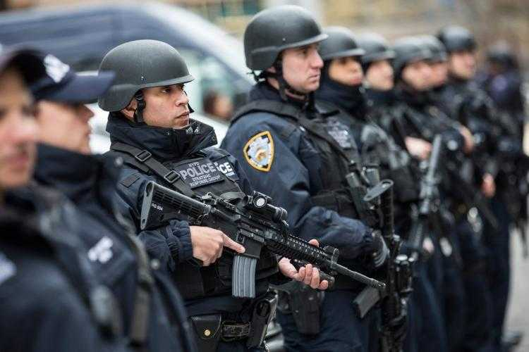 Strict security measures in NYC after Machecter bombing attack