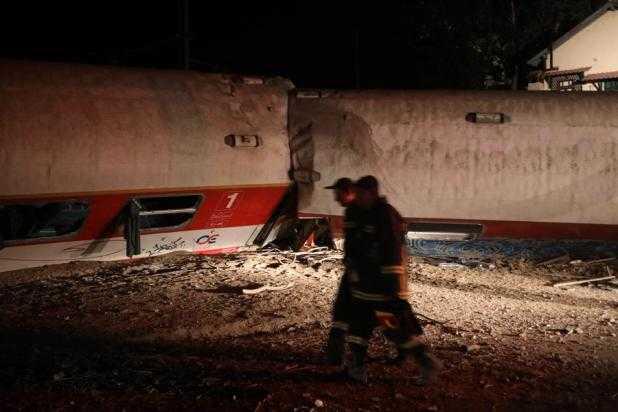 Πολύνεκρη τραγωδία στη Θεσσαλονίκη με εκτροχιασμό τραίνου: Τα πρώτα συμπεράσματα (φώτο-βίντεο)