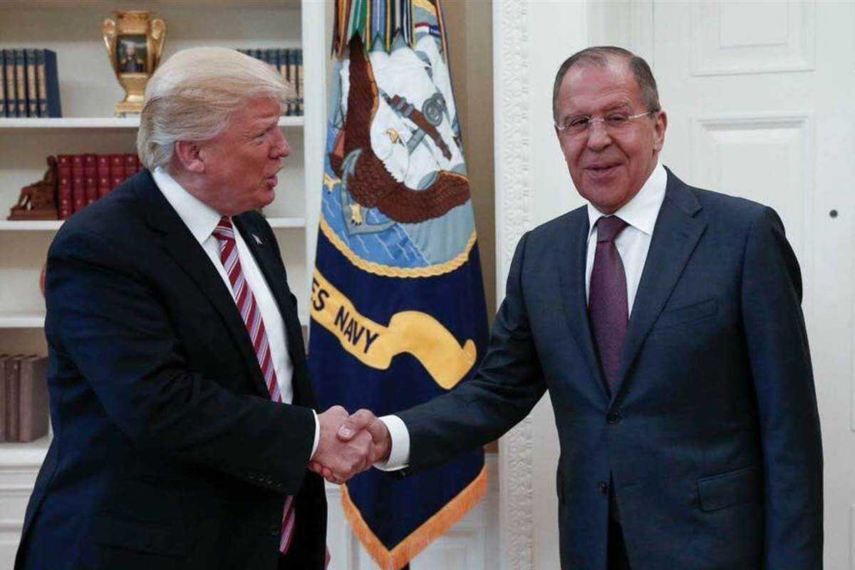 US officials accuse Trump for disclosing highly classified information to Russia