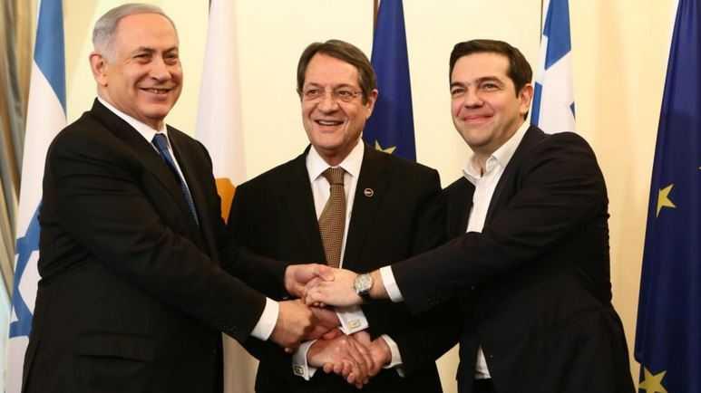 Συνάντηση Κορυφής Ελλάδας – Κύπρου – Ισραήλ στις 15 Ιουνίου