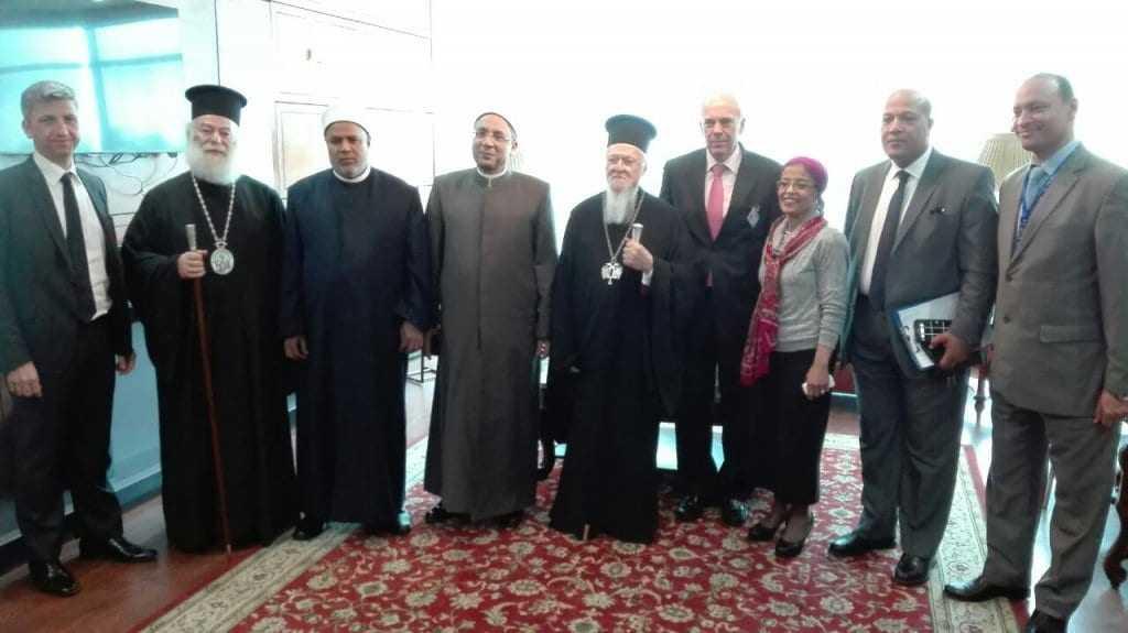 Οικουμενικό Πατριαρχείο: Το χρονικό της επίσκεψης του Πατριάρχη στο Κάιρο