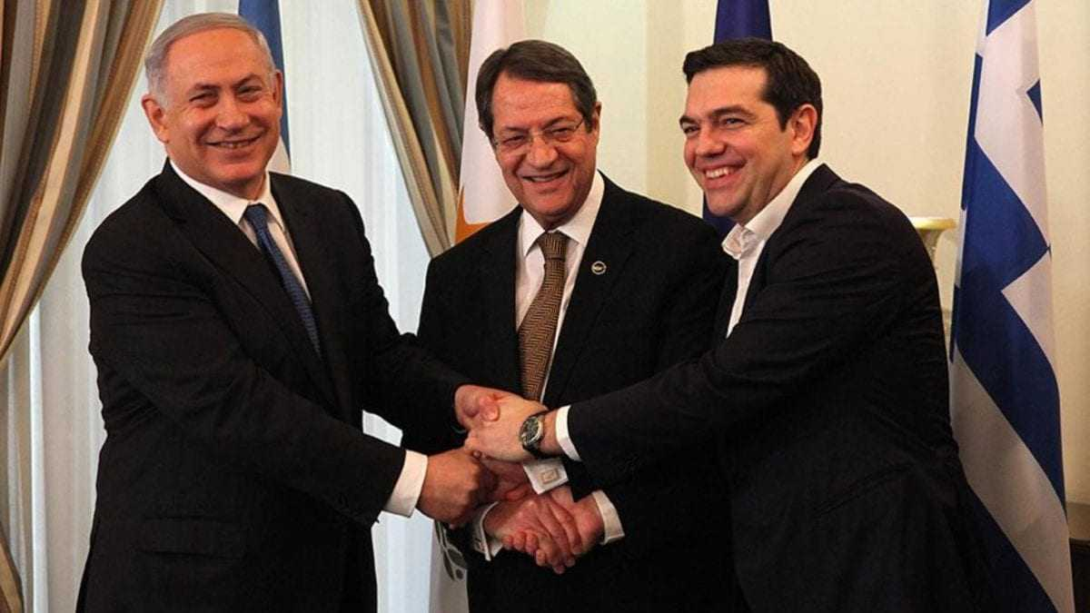 A Trilateral Summit involving Cyprus, Greece and Israel got underway in Thessaloniki