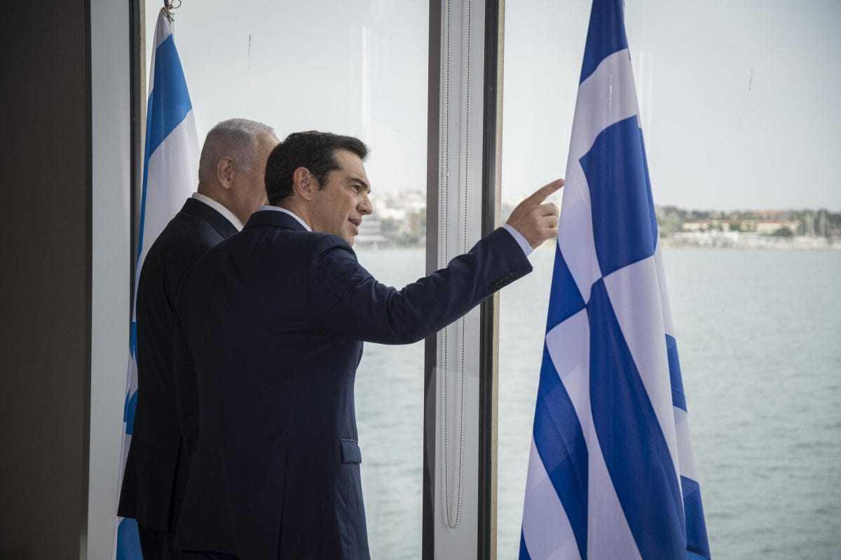 Χαιρετίζει ο πρωθυπουργός την ίδρυση του Μουσείο Ολοκαυτώματος στη Θεσσαλονίκη