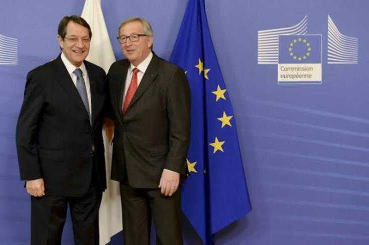 Anastasiades aims to highlight the Cyprus issue in Brussels