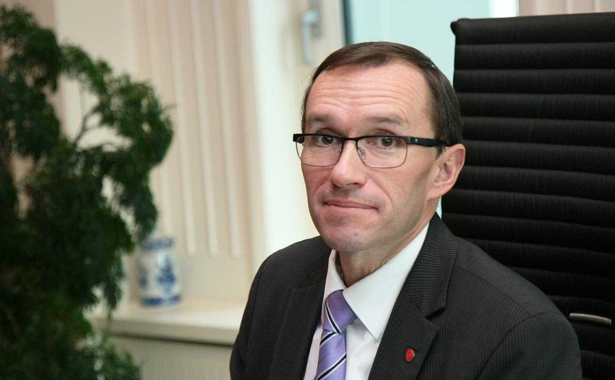 Eide keeps putting pressure on Cyprus