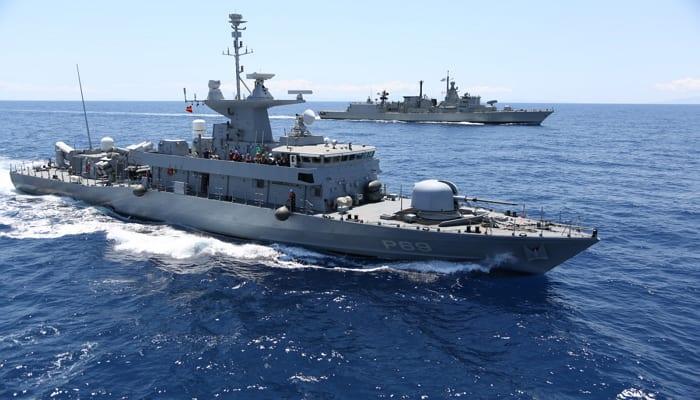 Μεγάλη Ναυτική Άσκηση στη θαλάσσια περιοχή της Κρήτης