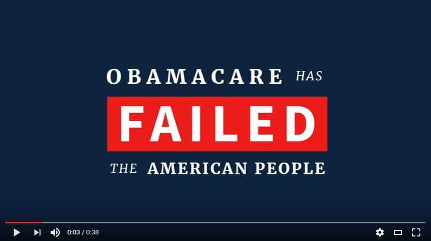 White House states: Obama has failed!