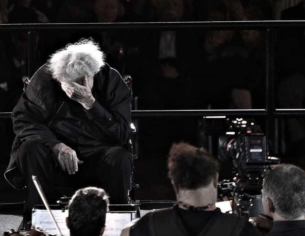 Μεγαλειώδης η συναυλία προς τιμή του Μίκη Θεοδωράκη στο Καλλιμάρμαρο