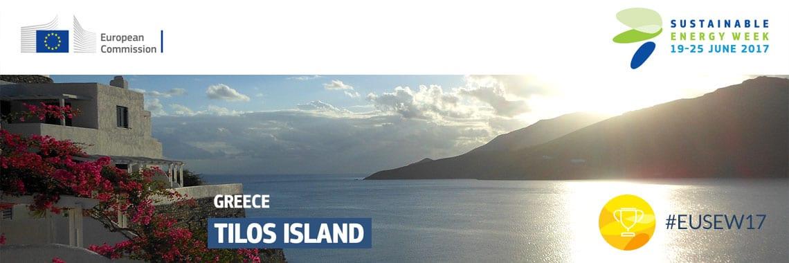 TILOS: ένα πρωτοποριακό πρόγραμμα ενεργειακής αυτονομίας στο νησί της Τήλου