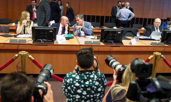 Άσπρος καπνός από το Eurogroup; Μάλλον όχι ακόμα…