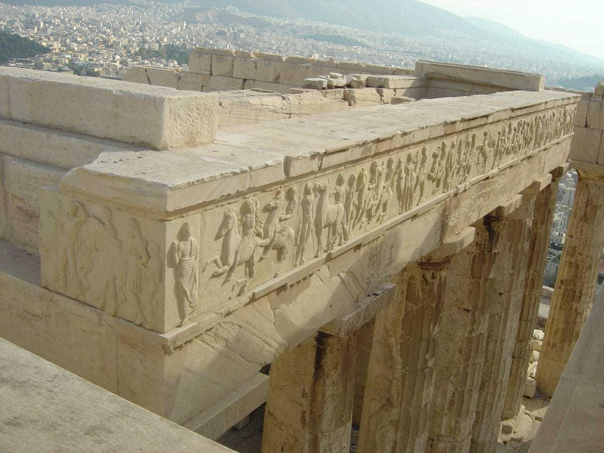 Προστατεύοντας τον πολιτισμό: Το έργο της Υπηρεσίας Συντήρησης Μνημείων Ακρόπολης