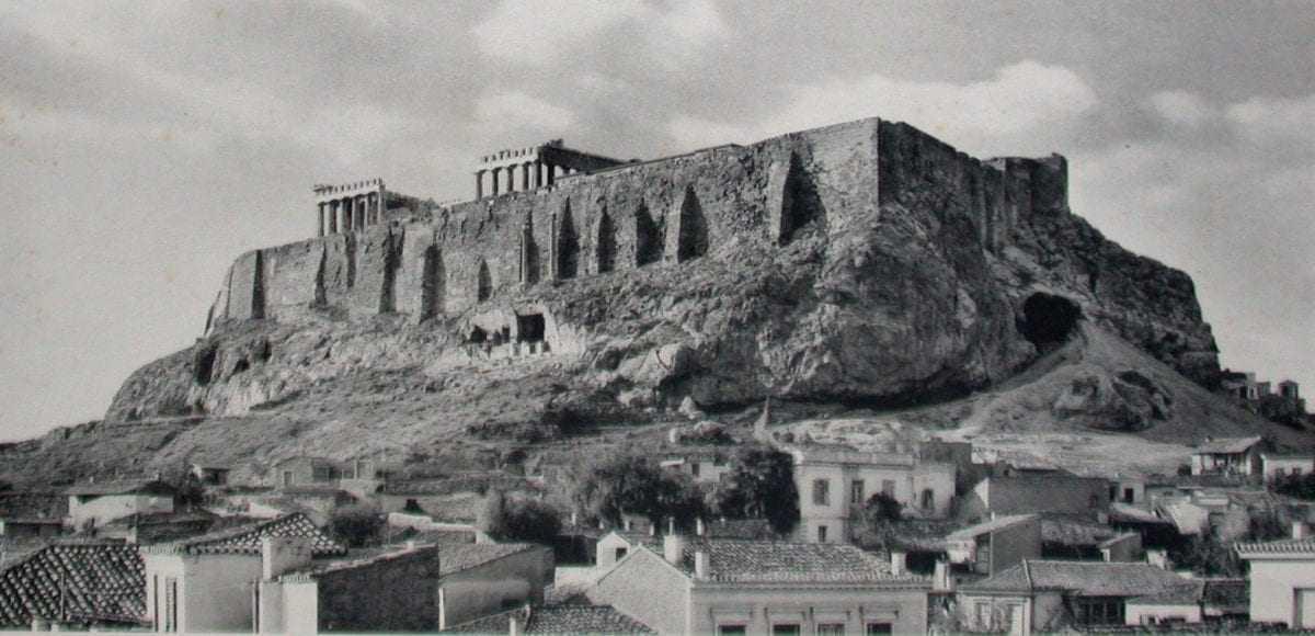 Εικόνες της άγνωστης Παλιάς Αθήνας