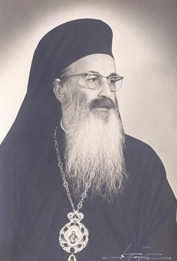 Αποτέλεσμα εικόνας για Ιερώνυμος Α΄και εκλογές Αρχιερέων
