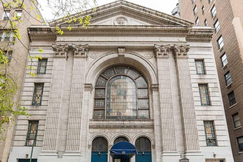 Τhe third oldest Synagogue in New York City turns into new community complex