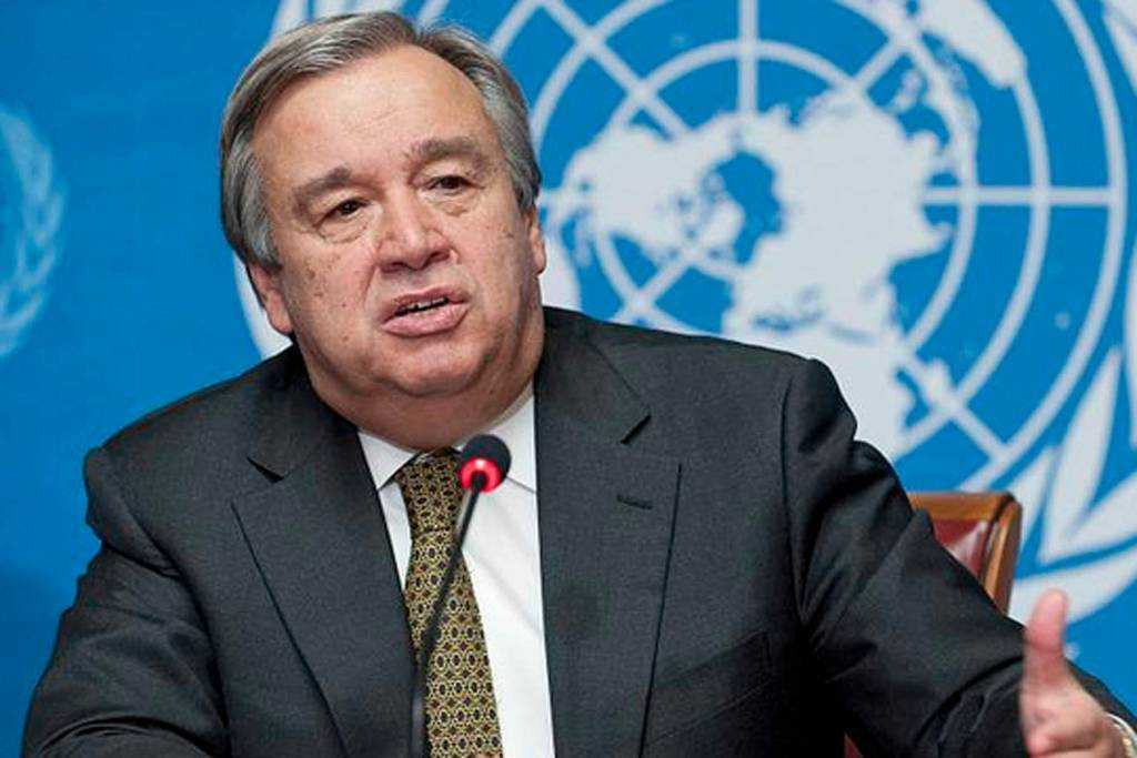 Guterres is determined to destroy Cyprus
