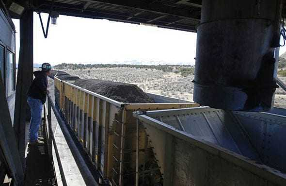 U.S. coal exports have jumped more than 60 percent this year