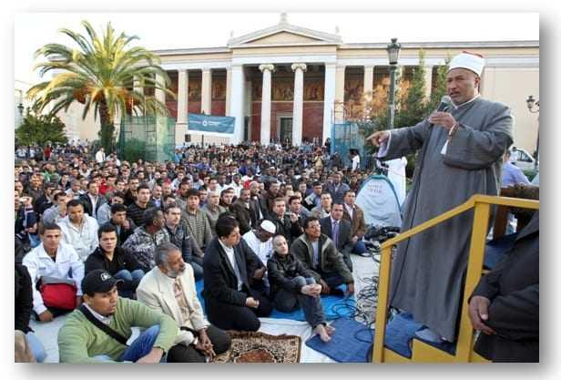 Κόκκινος συναγερμός για τα παράνομα τζαμιά στην Ελλάδα!