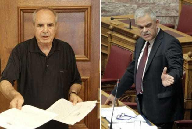 Παναγούλης: Ο Τόσκας εξακολουθεί να αποκρύπτει τους φακέλους των αντιστασιακών αξιωματικών Βασίλειου και Γεώργιου Παναγούλη