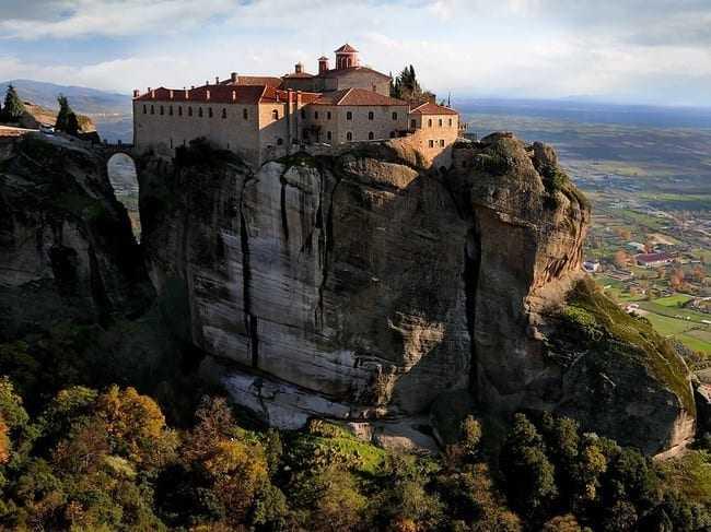 Greeceis a leading destination for religious travel