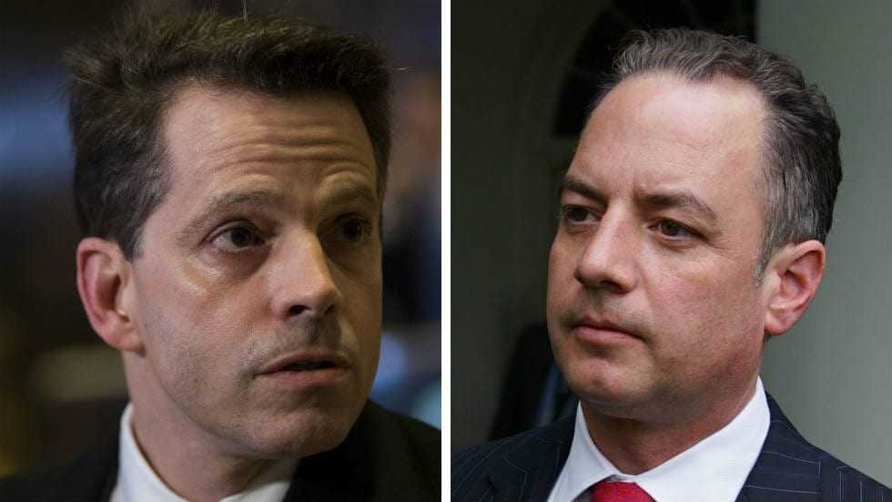 Trump is taking a gamble on Scaramucci-Why the President ousted Priebus?