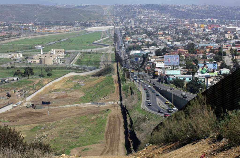 US-Mexican Wall is about to begin