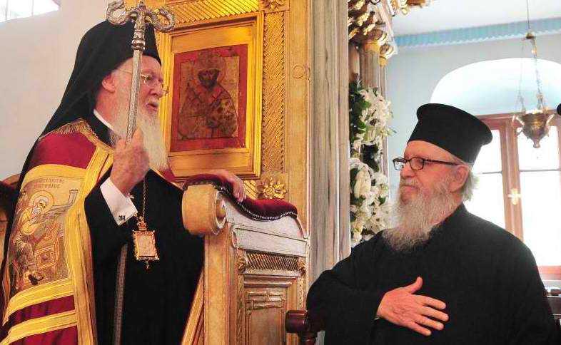 Οι διάλογοι που άναψαν φωτιά στο Φανάρι! Βαρθολομαίος: Παραιτήσου – Δημήτριος: Οχι