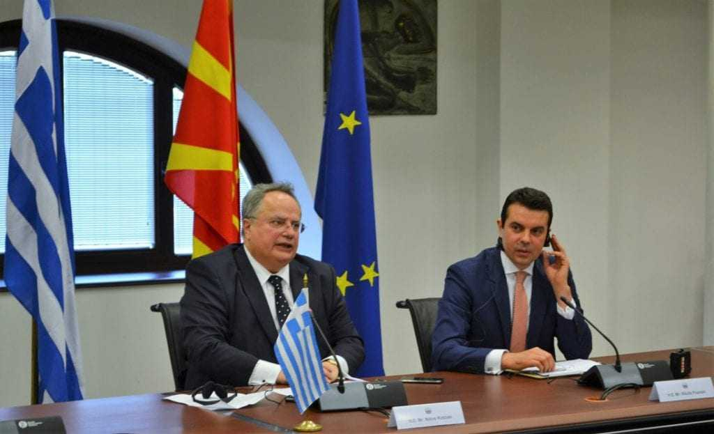 Kotzias in Skopje: What shall we expect?