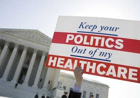 Democrats don't want to make available health insurance better