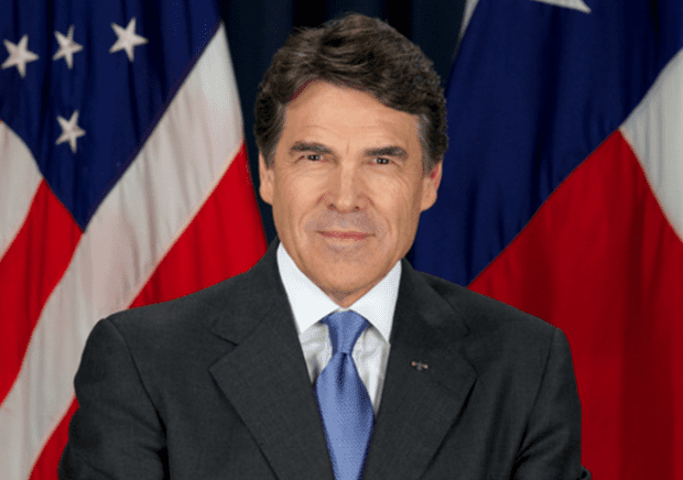 Secretary Perry aims to usher American innovation in a new era