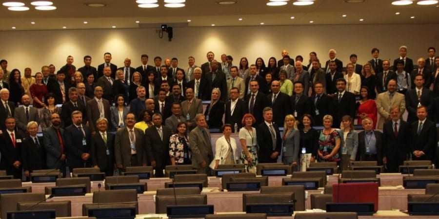 Η Κυπριακή Δημοκρατία στη Διάσκεψη ΟΗΕ του για Γεωγραφικά Ονόματα