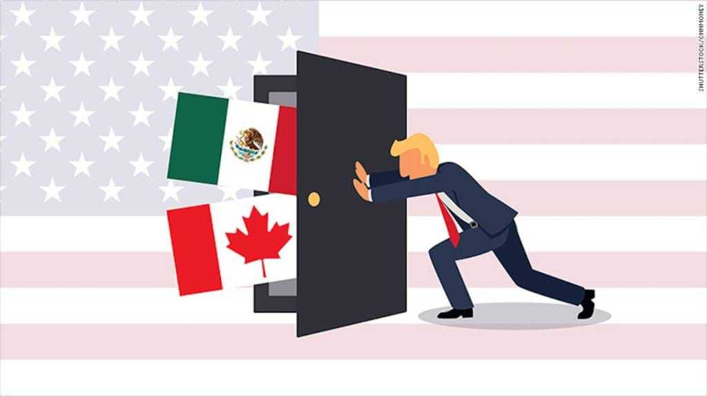NAFTA has caused significant economic harm to the U.S….