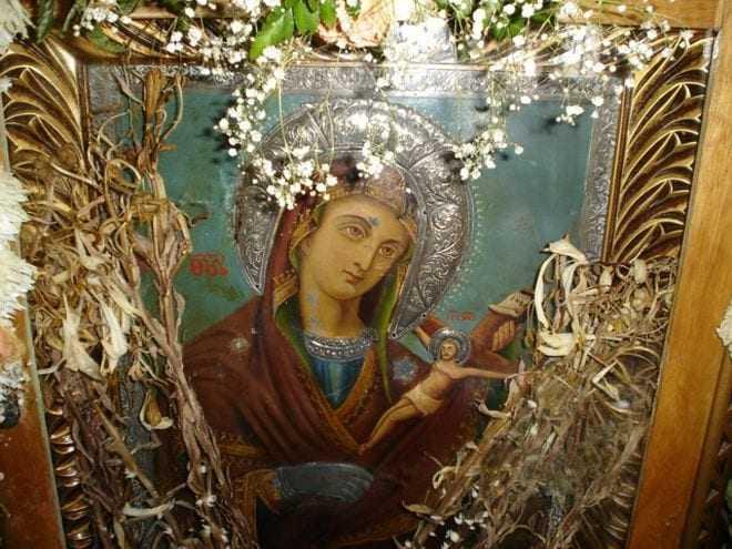 Η Εορτή της Παναγίας στα Δωδεκάνησα