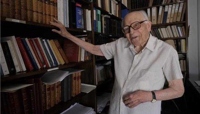 Αρχείο Εμμανουήλ Κριαρά: Ένας θησαυρός γνώσης ανοικτός σε όλους τους Έλληνες