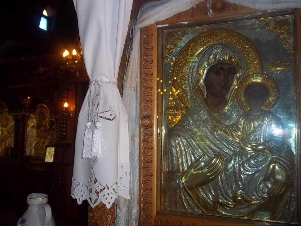 Η εικόνα της Παναγίας που προφητεύτηκε αλλά δεν βρέθηκε ακόμα