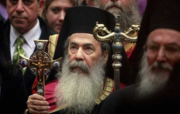Middle East News: Palestinian Orthodox Christians withdrew recognition from Greek Orthodox Patriarch of Jerusalem