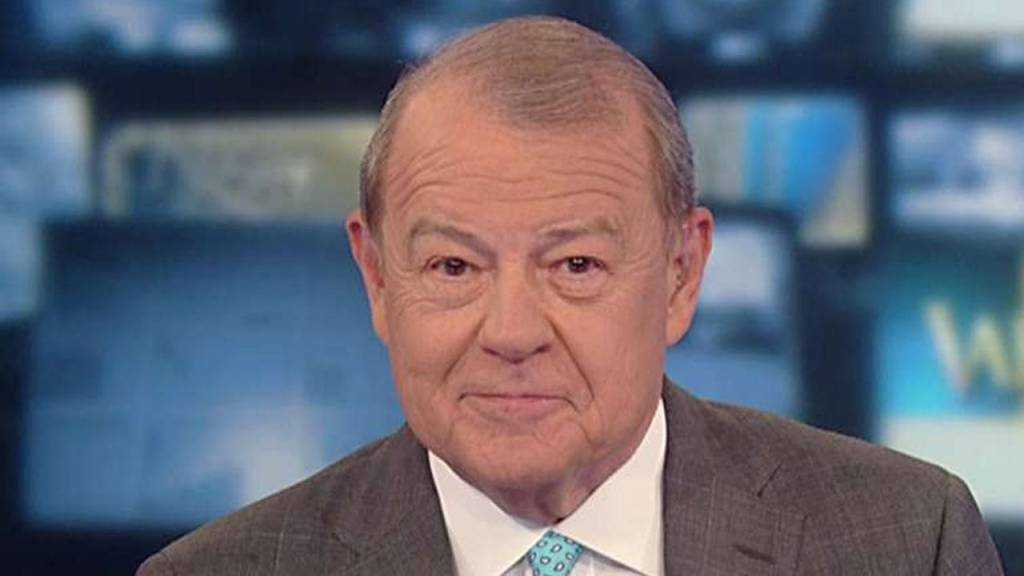 Stuart Varney supports Trump's immigration plan- and that's the reason!