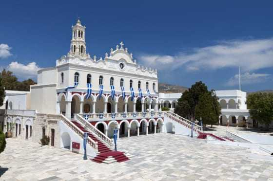 Tinos: The sacred island you shouldn't miss to visit