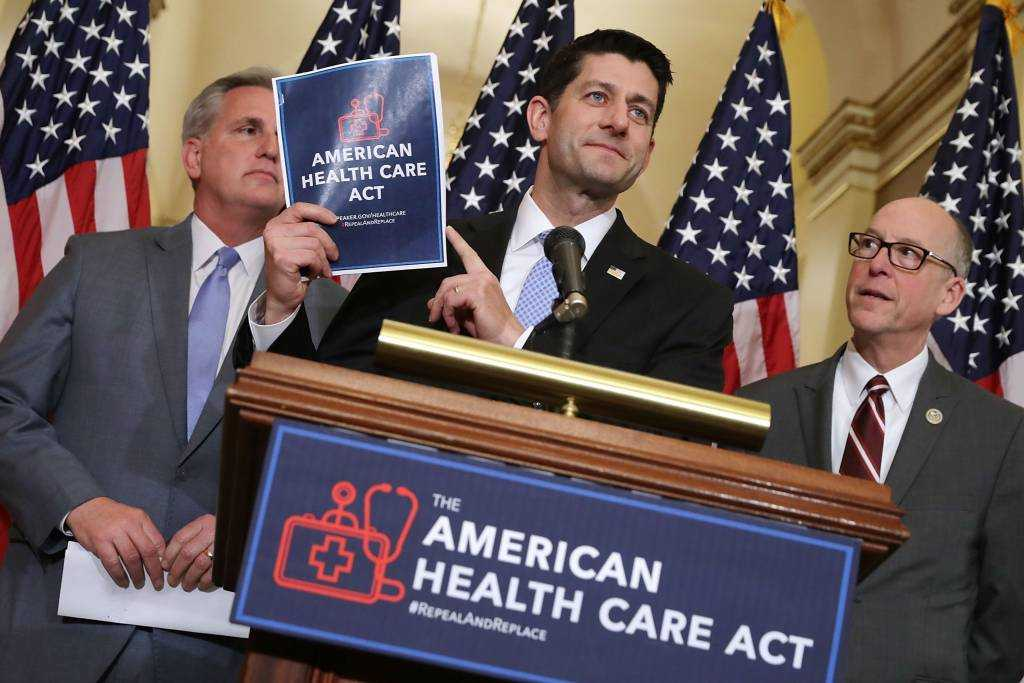 Members of Congress cannot back down from their promise to repeal and replace Obamacare,