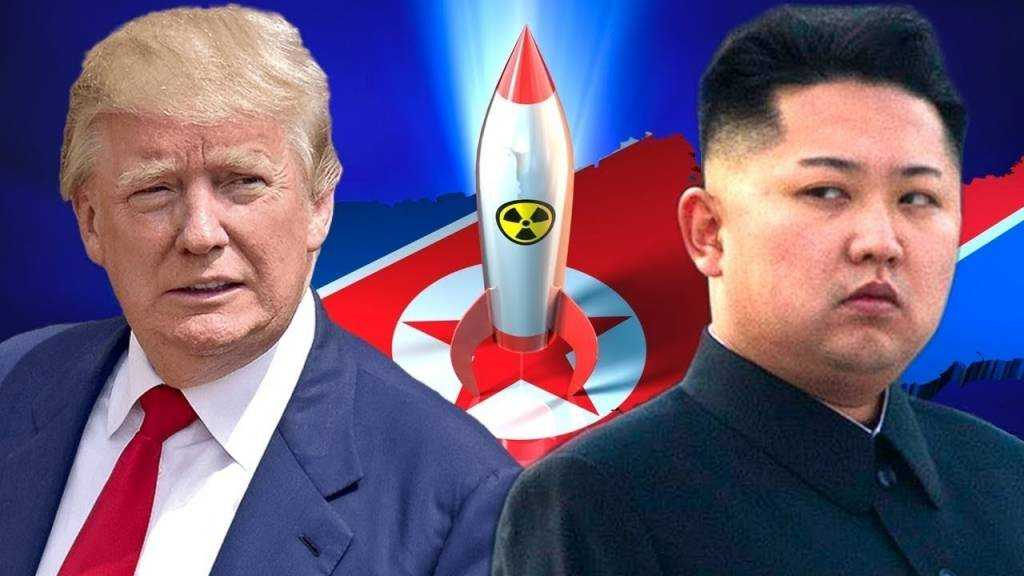 Trump changed US politcs towards North Korea