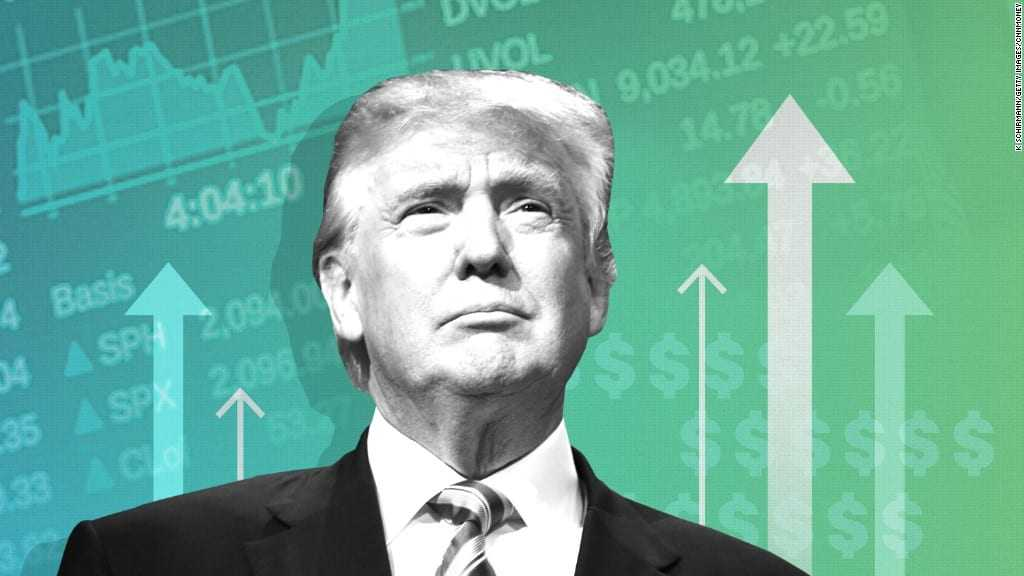 Trump's economic strategy seems to be working