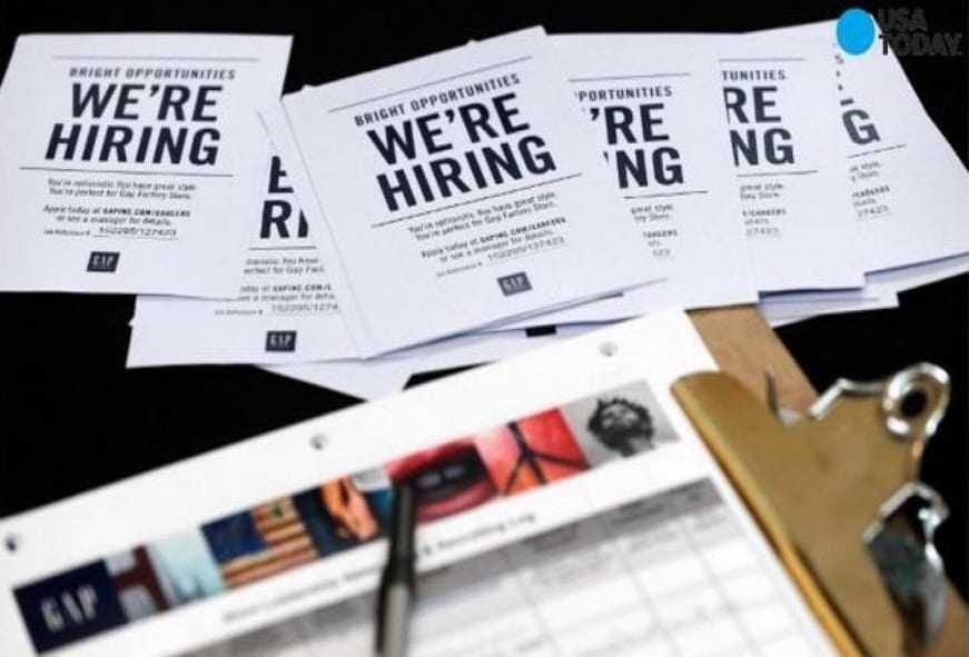 Σε χαμηλό 16 ετών η ανεργία στις ΗΠΑ
