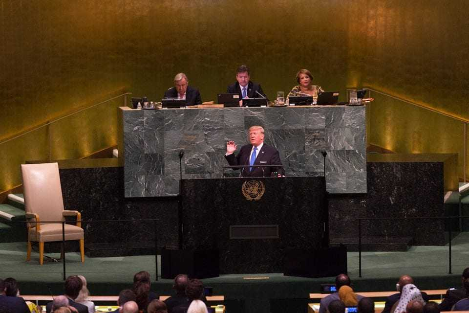 The President's week at the 72nd UN General Assembly