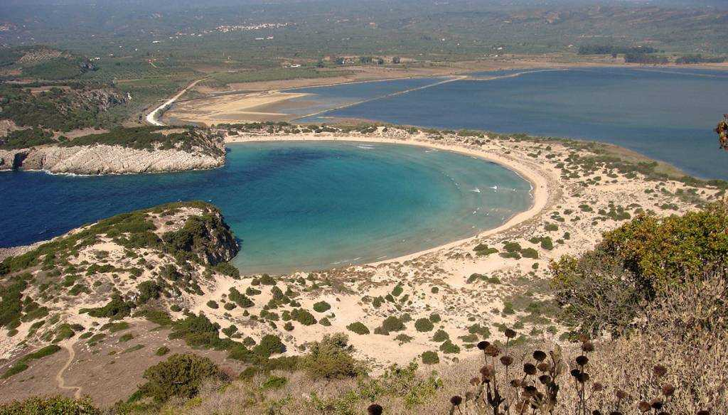 Visiting the ancient Greek region of Messenia