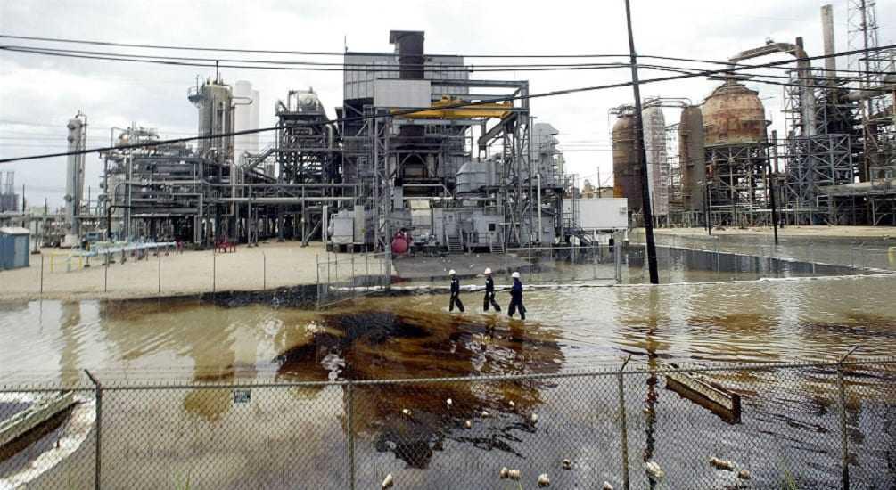Οι επιπτώσεις του τυφώνα Χάρβεϊ στην Αμερικανική οικονομία