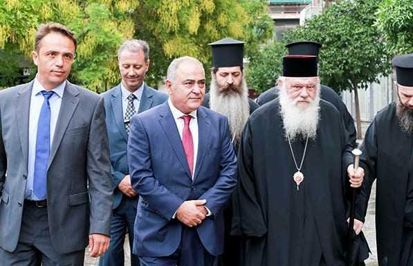 Σημαντική πρωτοβουλία αλληλεγγύης του ΕΕΑ σε συνεργασία με την Αρχιεπισκοπή Αθηνών (βίντεο)