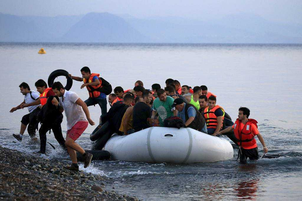 103 migrants picked up at the east of Crete