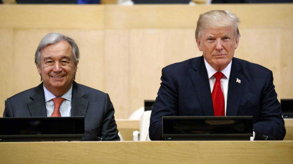 The changes that Trump wants for the United Nations