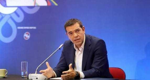 Τσίπρας στη ΔΕΘ: Οριστική έξοδος από την κρίση και επιστροφή στην ανάπτυξη (βίντεο)